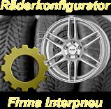 Reifen-Service - Räderkonfigurator Interpneu