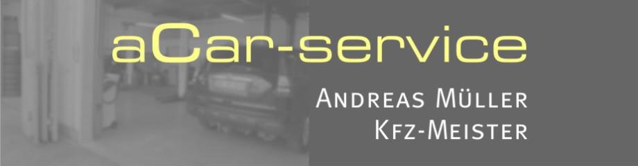 aCar-service | Autowerkstatt Andreas Müller | Darmstadt-Weiterstadt